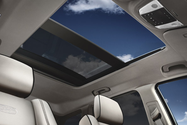 Sunroof components made for tier 1 automotive suppliers