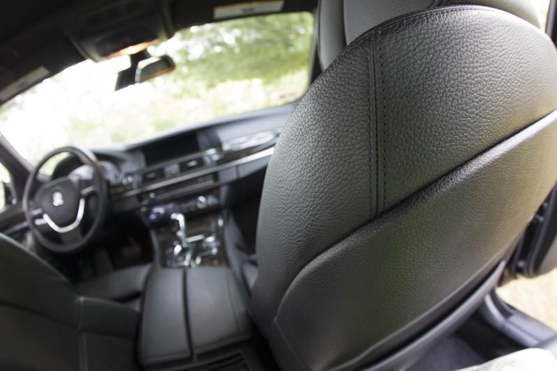 Leather & Vinyl Wrapping for Automotive Suppliers - Hope Global Manufacturing